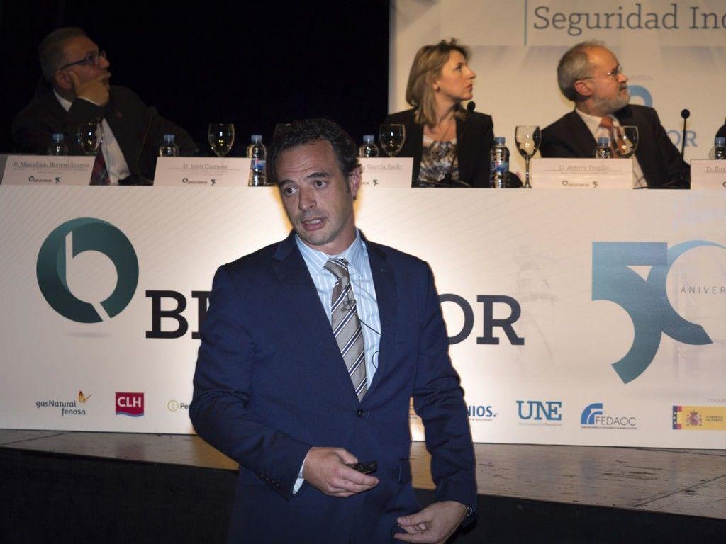 D. Jordi Campos, TÜV SÜD