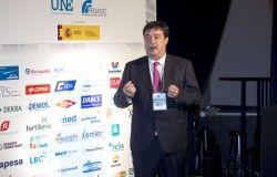 D. Javier Giner, Presidente de BEQUINOR