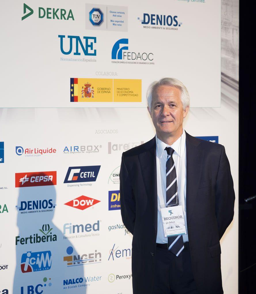 D. Santiago Fernández Murciano, CLH