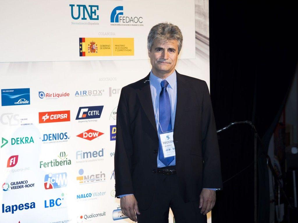 D. Jesús Méntrida, Presidente de FEDAOC