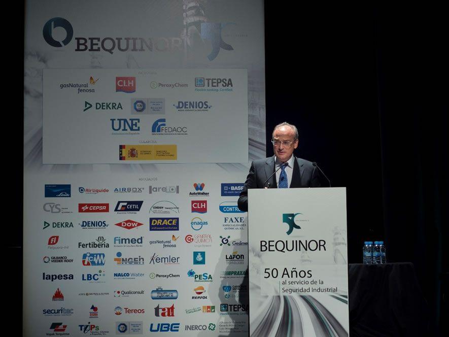 D. Avelino Brito, Director General de la Asociación Española de Normalización