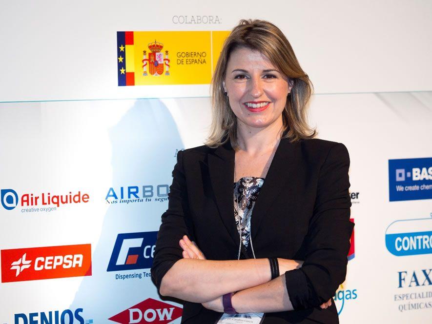 Dña. Carolina García Bailo, Directora General, DENIOS S.L.