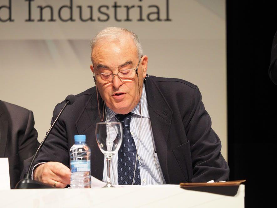 D. Enrique Sánchez Mota, Junta Directiva de BEQUINOR. Más de 35 años apoyando el desarrollo de la Seguridad Industrial.