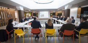 Reunión de Asamblea General de BEQUINOR, 21 de marzo, en las instalaciones de NATURGY ENERGY GROUP