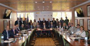 Reunión del Foro de Seguridad Industrial, 19 noviembre