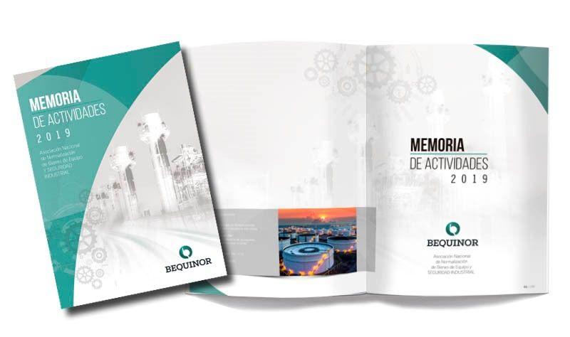 BEQUINOR; un año más con la Seguridad Industrial