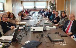 23 de enero, primera reunión 2020 de la Comisión de Almacenamiento de Productos Químicos de BEQUINOR