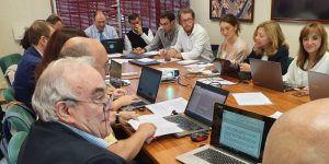 Reunión de la Comisión técnica de Transporte de Mercancías Peligrosas, 10 octubre, sede BEQUINOR